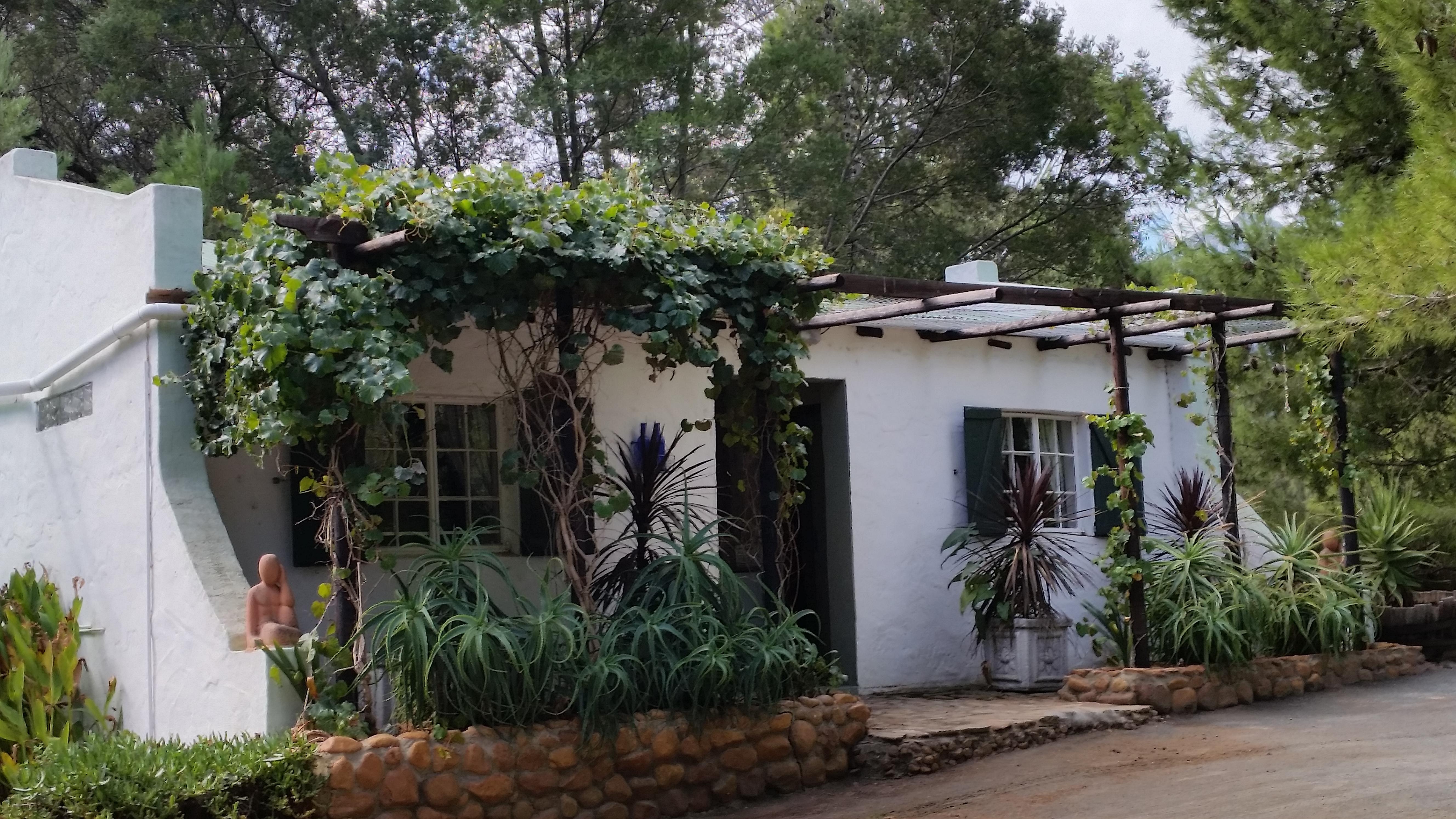 Fynbos Guest Farm - Ablutions