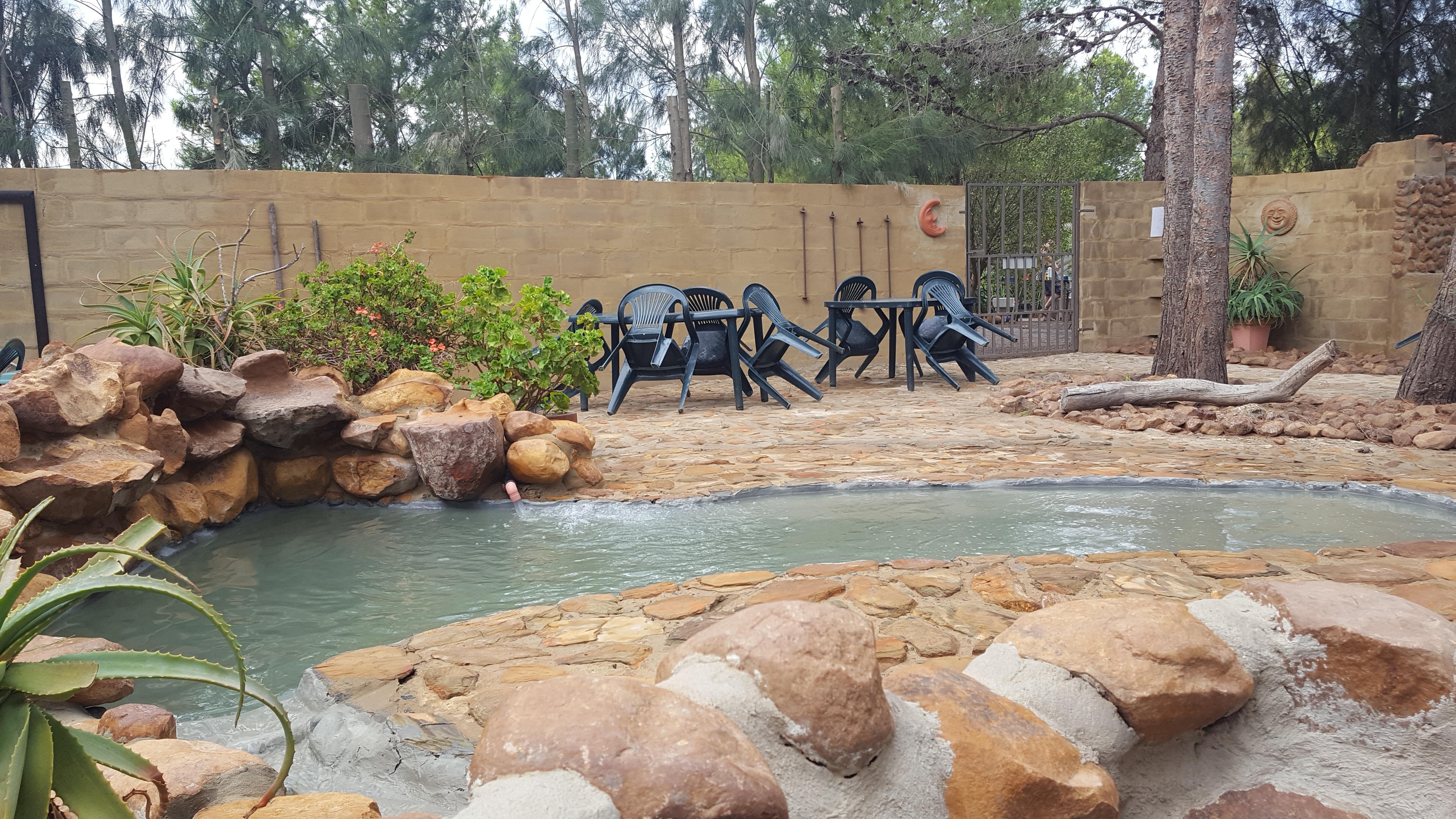 Fynbos Guest Farm - Pool