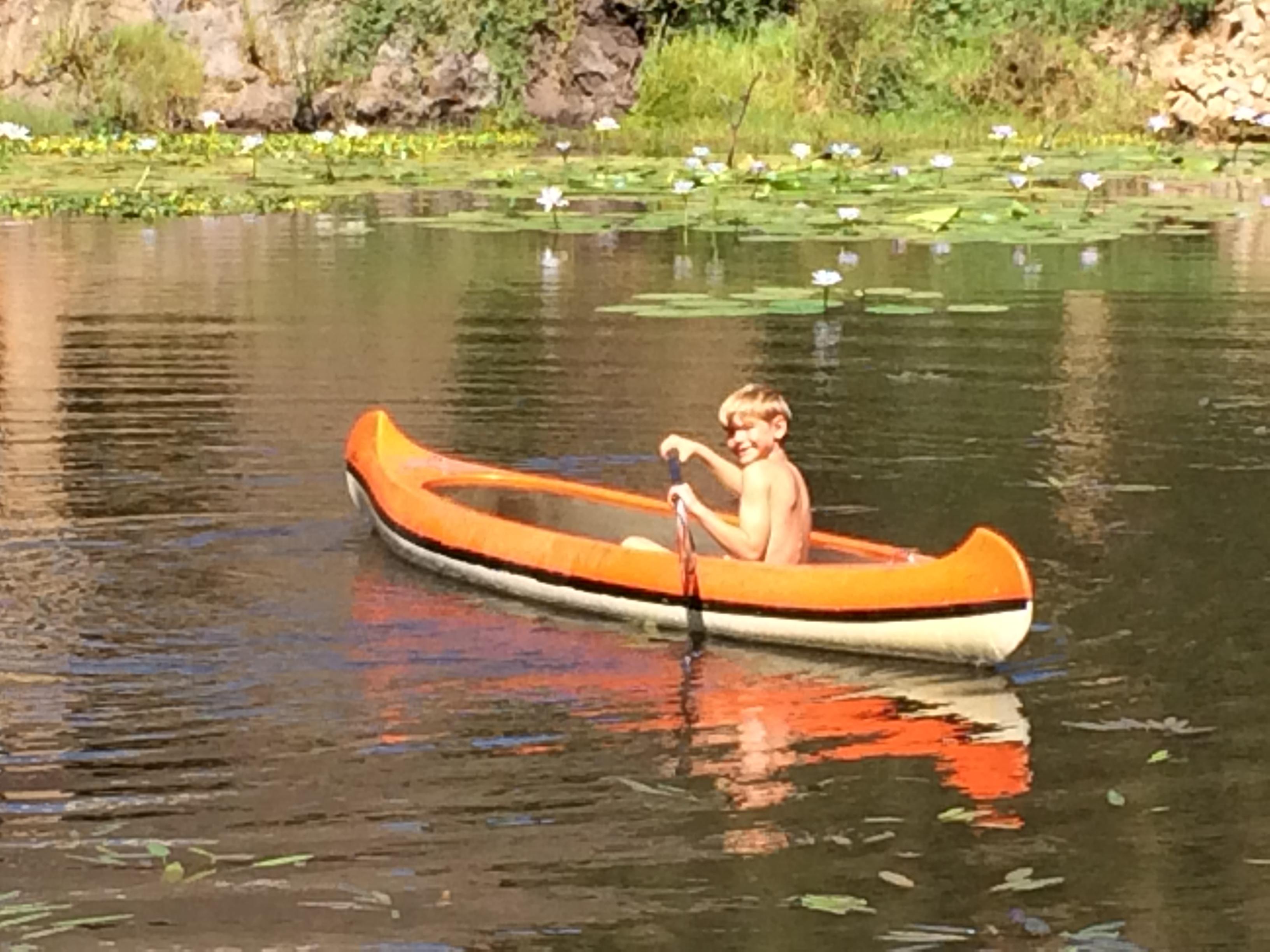 Koningkop 4x4 - Canoe