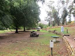 Algeria - Camp sites