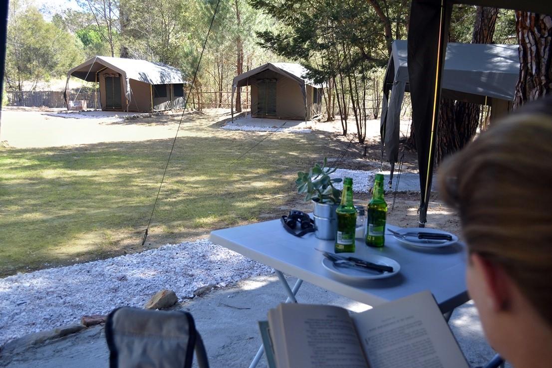 Langdam Guest Farm - Camp