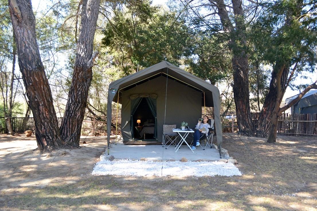 Langdam Guest Farm - Tent