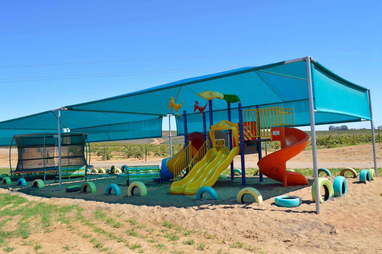 Kleine Paradys - Play area