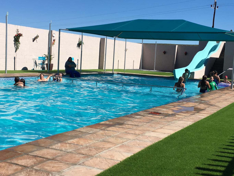 Kleine Paradys - Pool