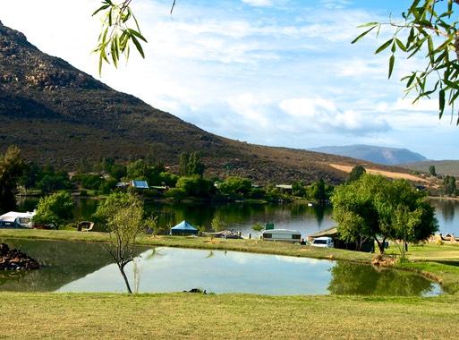 Rondeberg Resort - Mountain view