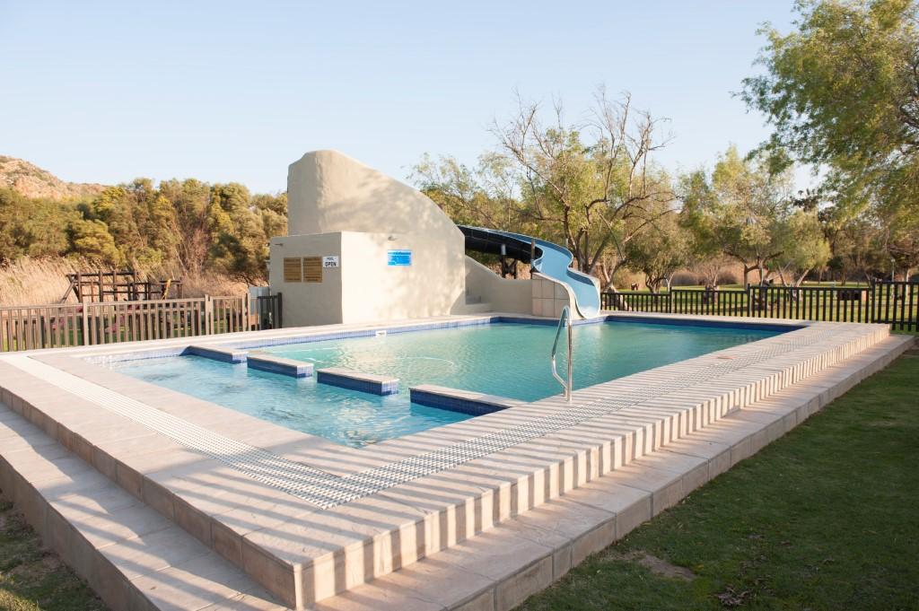 Silwerstrand River Estate - Pool