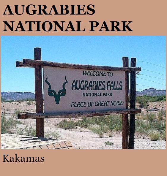Augrabies National Park - Kakamas