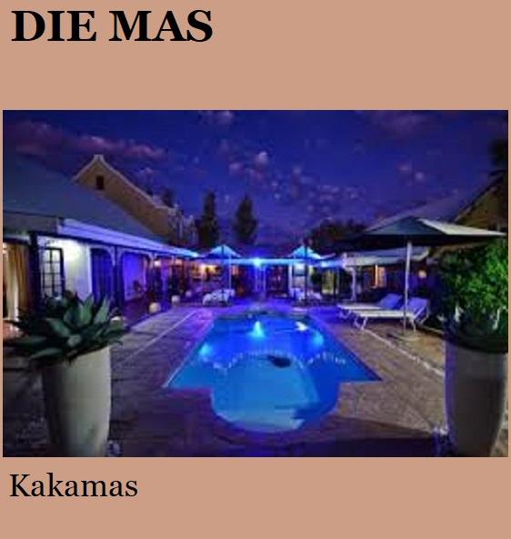 Die Mas - Kakamas