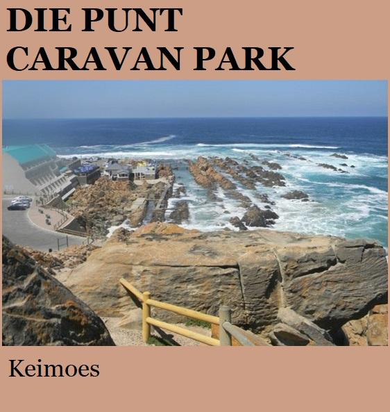 Die Punt Caravan Park - Keimoes