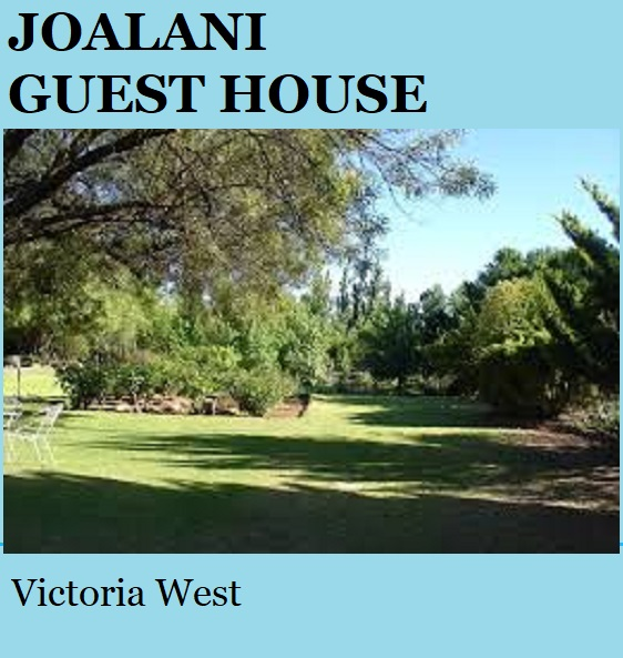 Joalani - Victoria West