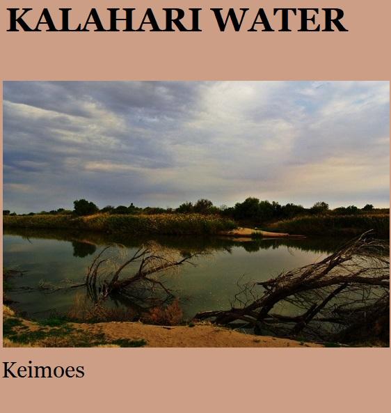 Kalahari Water - Keimoes
