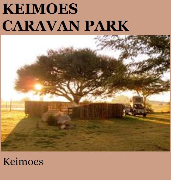 Keimoes Caravan Park - Keimoes