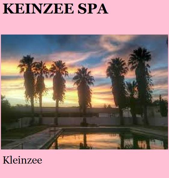 Kleinzee Spa - Kleinzee