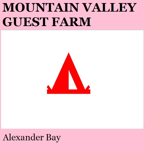 Mountain Valley Guest House - Alexander Bay