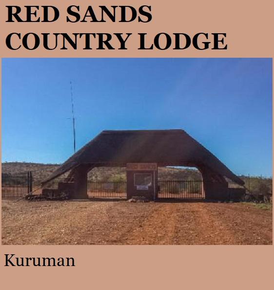 Red Sands Country Lodge - Kuruman