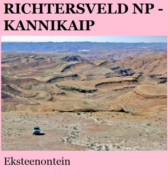 Richtersveld Kannikaip - Eksteenfontein