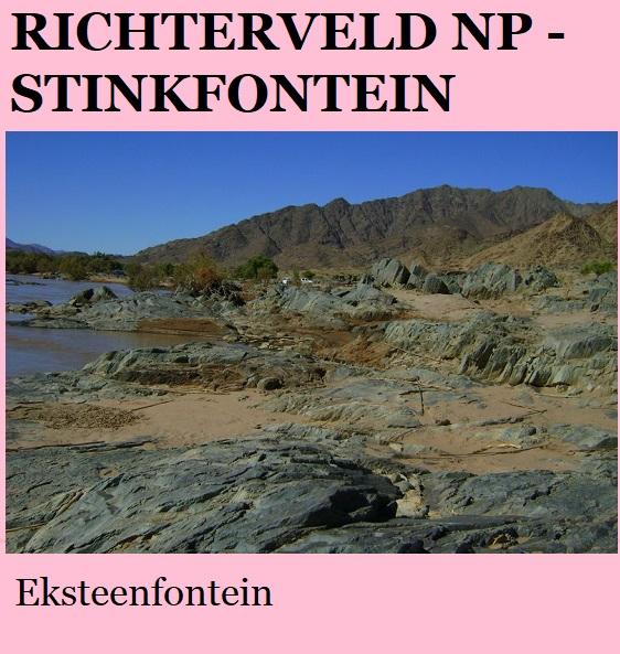 Richtersveld Stinkfontein - Eksteenfontein