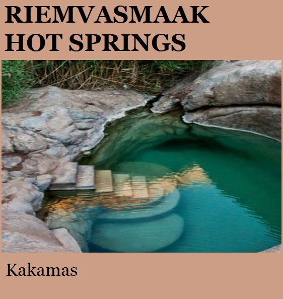 Riemvasmaak Hot Springs - Kakamas