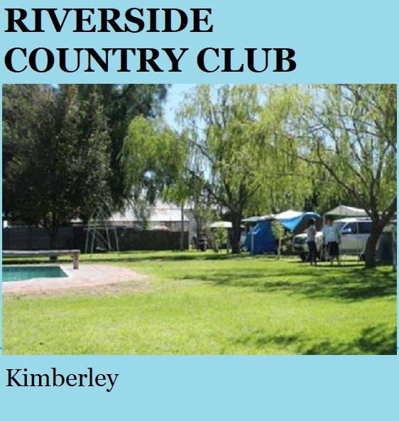Riverside Country Club - Kimberley
