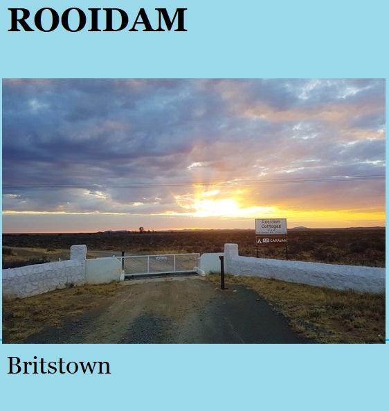 Rooidam - Britstown