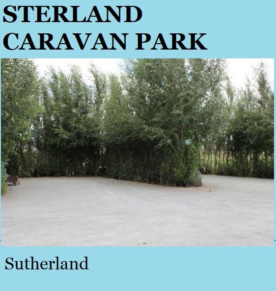 Sterland Caravan Park - Sutherland