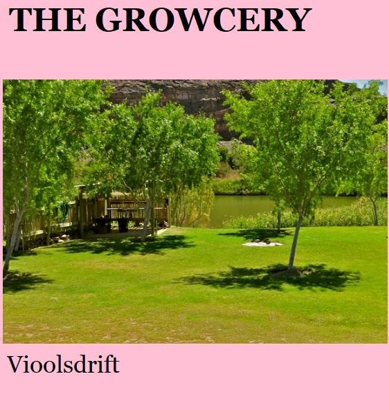 The Growcery - Vioolsdrift
