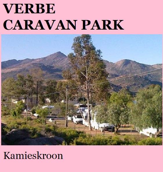 Verbe Caravan Park - Kamieskroon