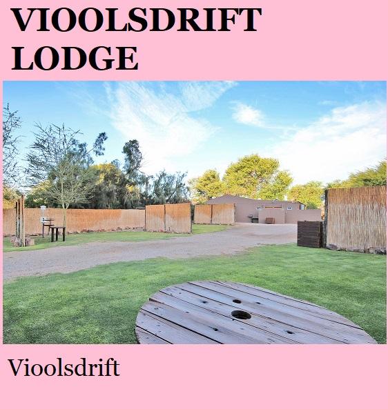 Vioolsdrift Lodge - Vioolsdrift