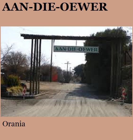 Aan-die-Oewer - Orania