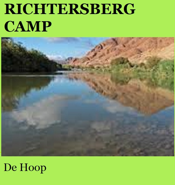 Richtersberg Camp - De Hoop
