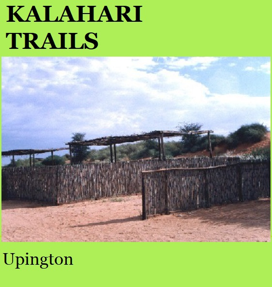 Kalahari Trails - Upington