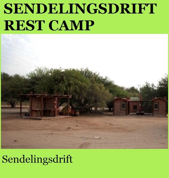 Sendelingsdrift Rest Camp - Sendelingsdrift