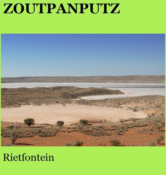 Zoutpanputz - Rietfontein