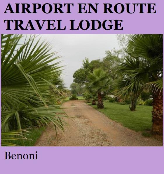Airport En Route Travel Lodge - Benoni