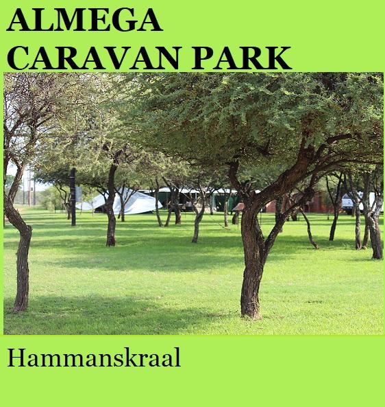 Almega Caravan Park - Hammanskraal