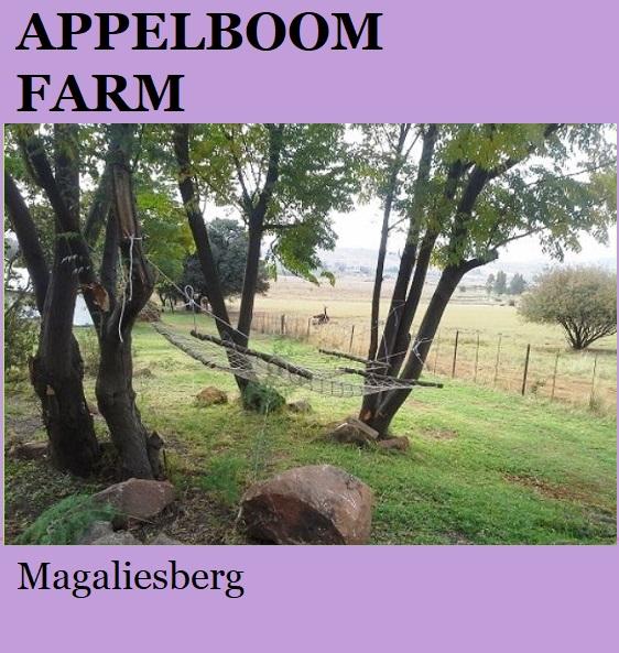 Appelboom Farm - Magaliesberg