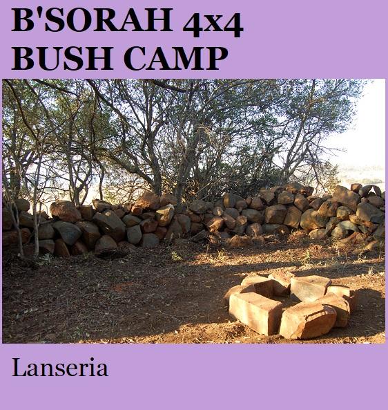 B'Sorah Bush Camp - Lanseria