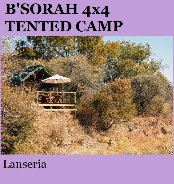 B'Sorah Tented Camp - Lanseria