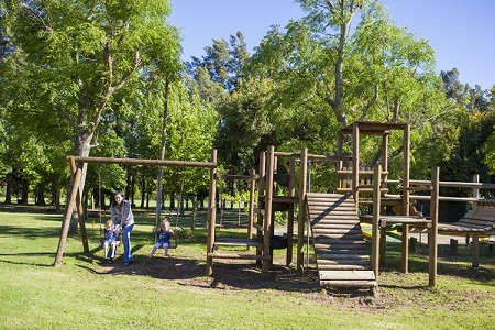 Berg River Resort - Jungle Gym