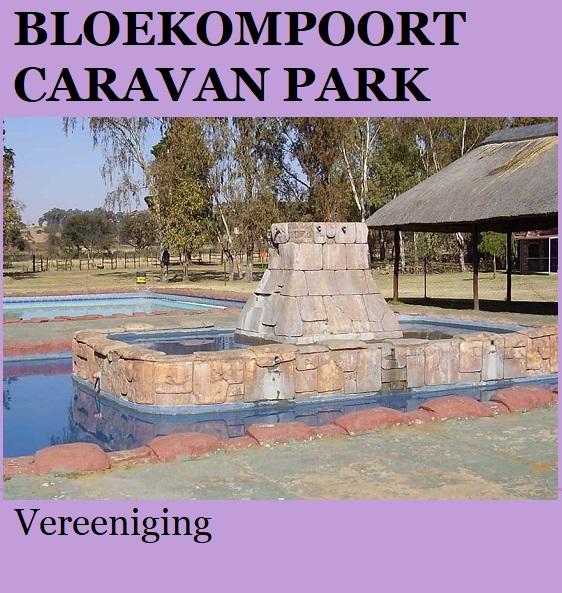 Bloekompoort Caravan Park - Vereeniging