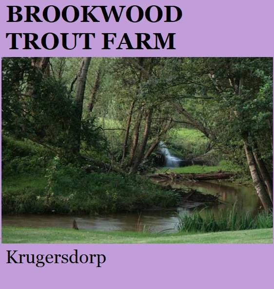 Brookwood Trout Farm - Krugersdorp
