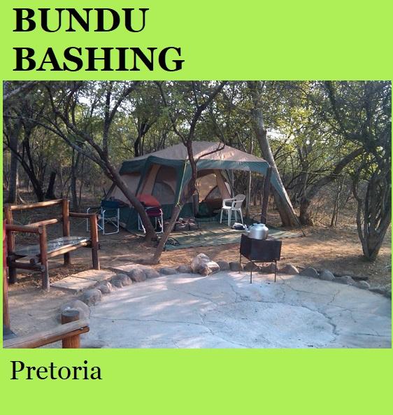 Bundu Bashing - Pretoria