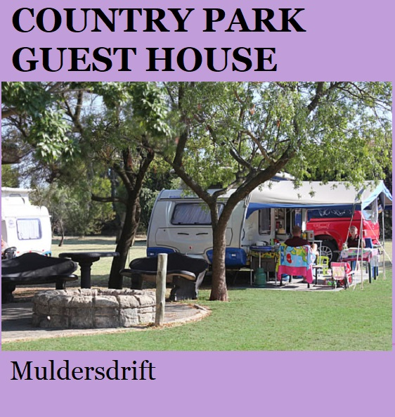 Country Park Guest Farm - Muldersdrift