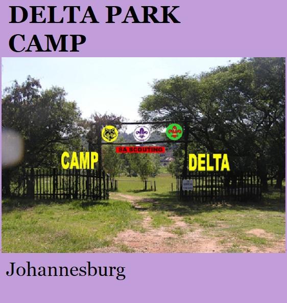 Delta Park Camp - Johannesburg