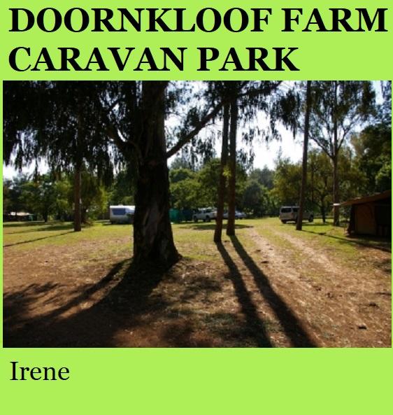 Doornkloof Farm Caravan Park - Irene
