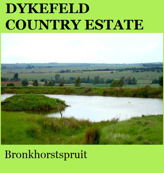 Dykefeld Country Estate - Bronkhorstspruit