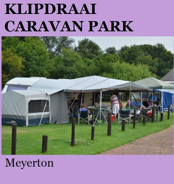 Klipdraai Caravan Park - Meyerton