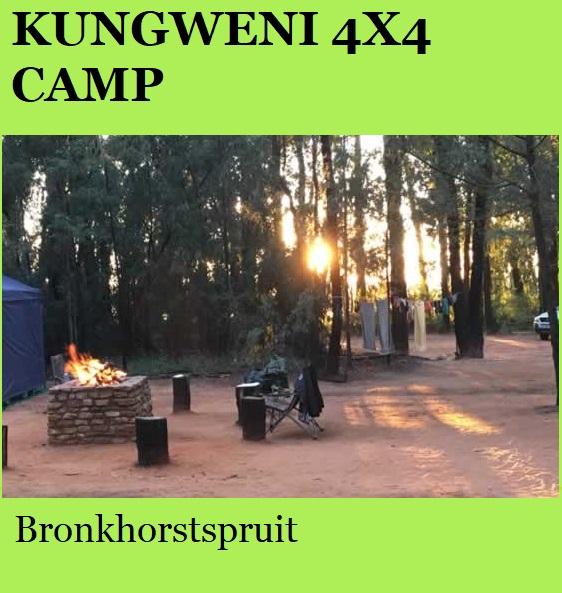 Kungwini 4x4 Camp - Bronkhorstspruit