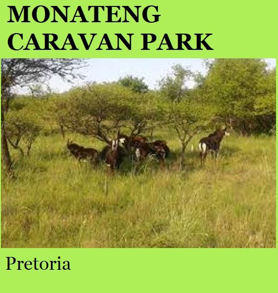 Monateng Caravan Park - Pretoria