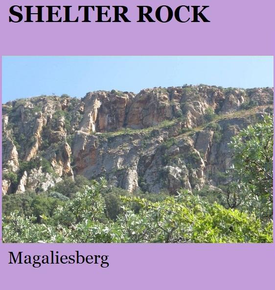 Shelter Rock - Magaliesberg